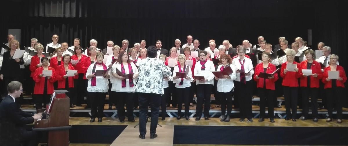 Concert Roeser - chant commun 1