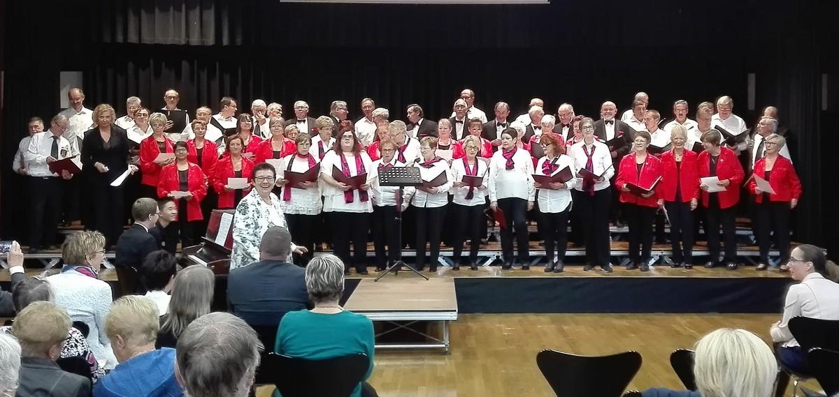 Concert Roeser - chant commun 2