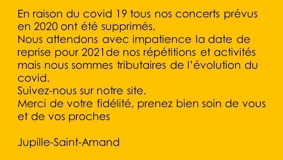 Covid 19 - AVRIL 2021